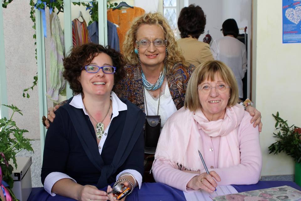 Rita, Gianna e Maria pace