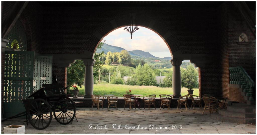 Sordevolo - Villa Cernigliaro