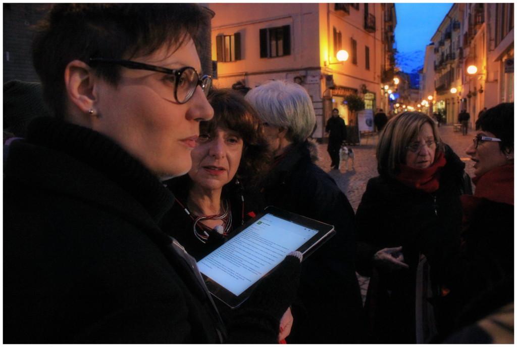 Francesca Menegon, Antonella Terren, Gianna Bertolino