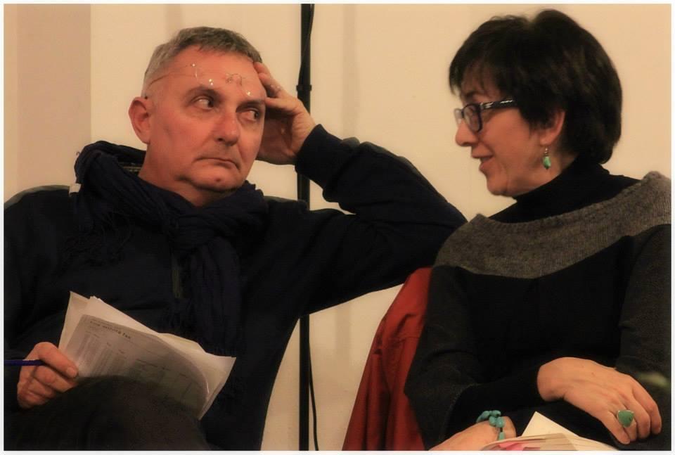 Renato Gibba e Vanda Aiazza