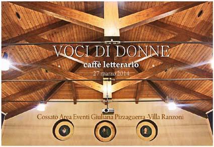 Villa Ranzono 27 marzo 2014