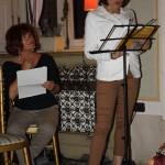 Paola Mazzuccato e Rosangela Fontanella