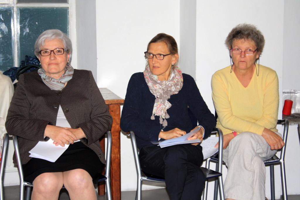 Michela Grosso Presidente dell'Ordine infermieristico..