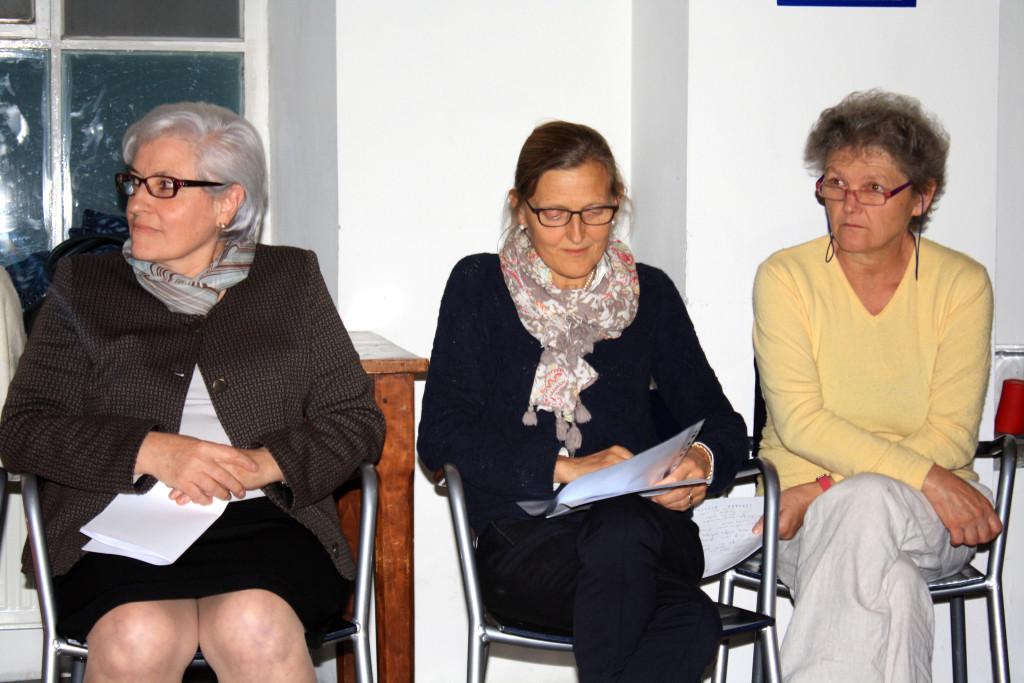 Dott.ssa Annamaria Villa dell'Associazione AMIS.