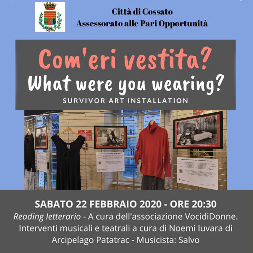 come-eri-vestita-info